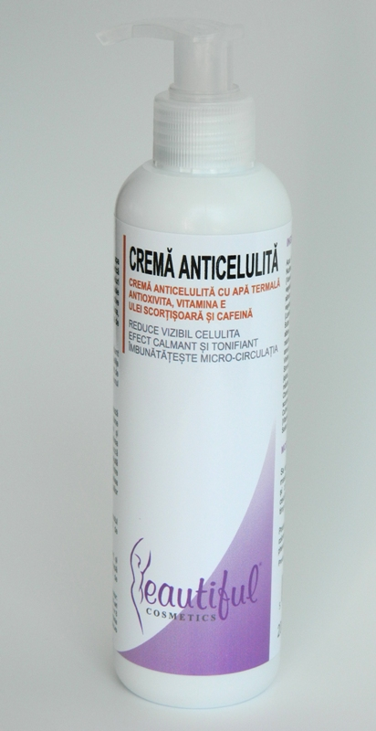 Beautiful Cosmetics-CREMA ANTICELULITA, 200ML, Phenalex