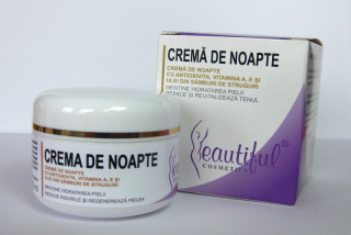 Beautiful Cosmetics-CREMA DE NOAPTE, 50ML, Phenalex