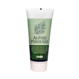 VIRDE-GEL DIN PIN PITIC - ALPINE PINUS 200 ml