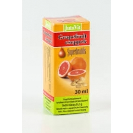 Picaturi de Grapefruit, 30 ml, JutaVit
