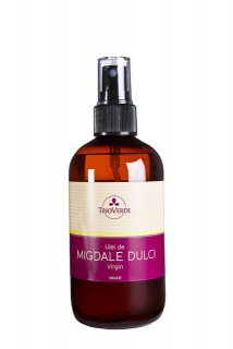 Ulei de Migdale Virgin, presat la rece 250ml - Spray, Trioverde