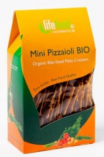 Crackers pizza raw bio 70g