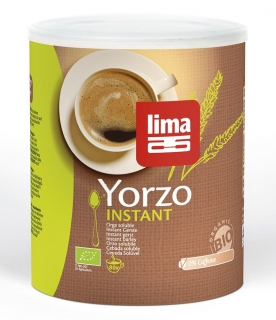 Cafea din orz Yorzo Instant 125g, Lima