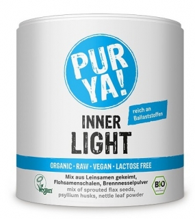Mix detoxifiant - Inner Light - raw eco 180g, PurYa