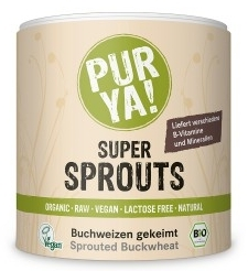 Super Sprouts hrisca germinata raw bio 220g