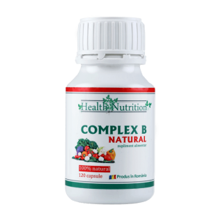 COMPLEX B NATURAL 120 cps, Health Nutrition