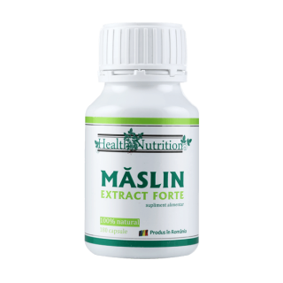 MASLIN EXTRACT FORTE 100% natural, 180 capsule, Health Nutrition