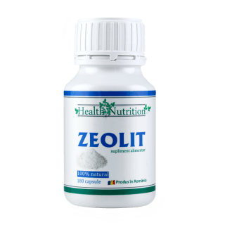 ZEOLIT 100% natural, 180 capsule, Health Nutrition
