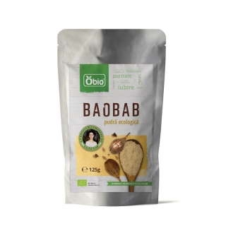 Baobab pulbere 125g, Obio