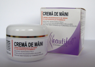 Beautiful Cosmetics-CREMA DE MÂINI, 50ML, Phenalex