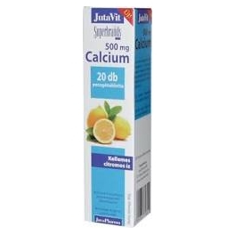 CALCIU 500 mg, 20 Tablete Efervescente, JutaVit
