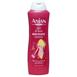 ANIAN Gel dus Moussant, 750ml